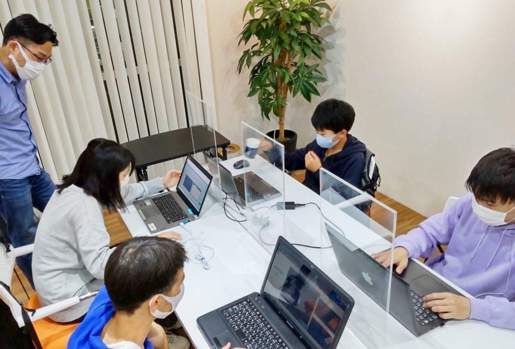 八王子 プログラミング 中学生 高校生 夏休み